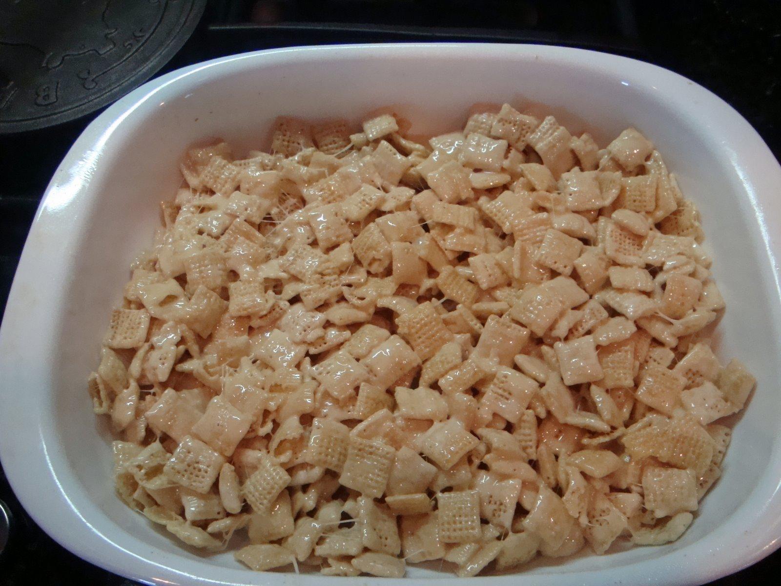 "Gluten Free Rice ""Crispy"" Treats | Adventures of a Gluten Free Mom"
