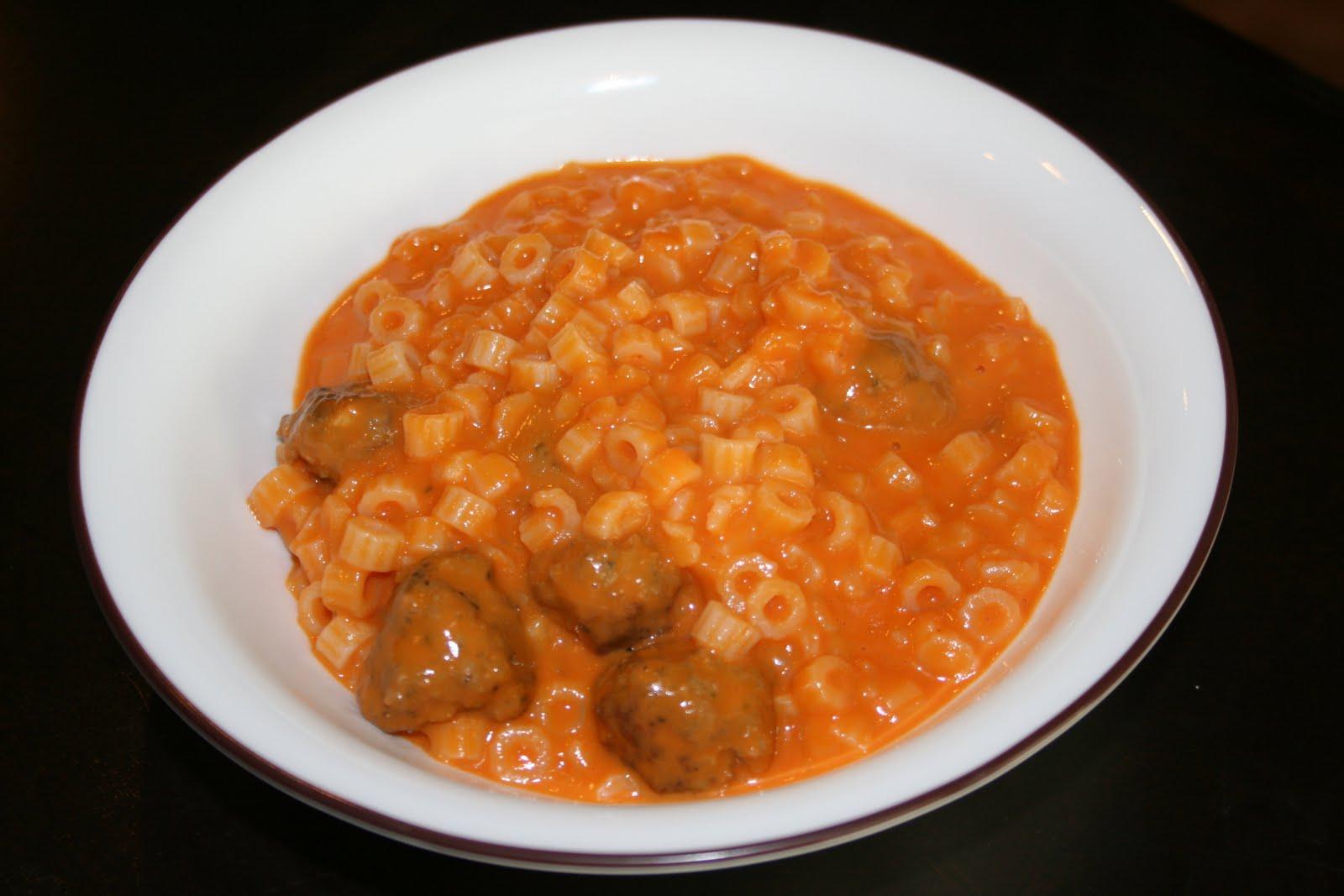 "Gluten Free ""Spaghetti O's"" | Adventures of a Gluten Free Mom"