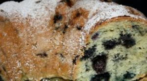 Blueberry Pound Cake1