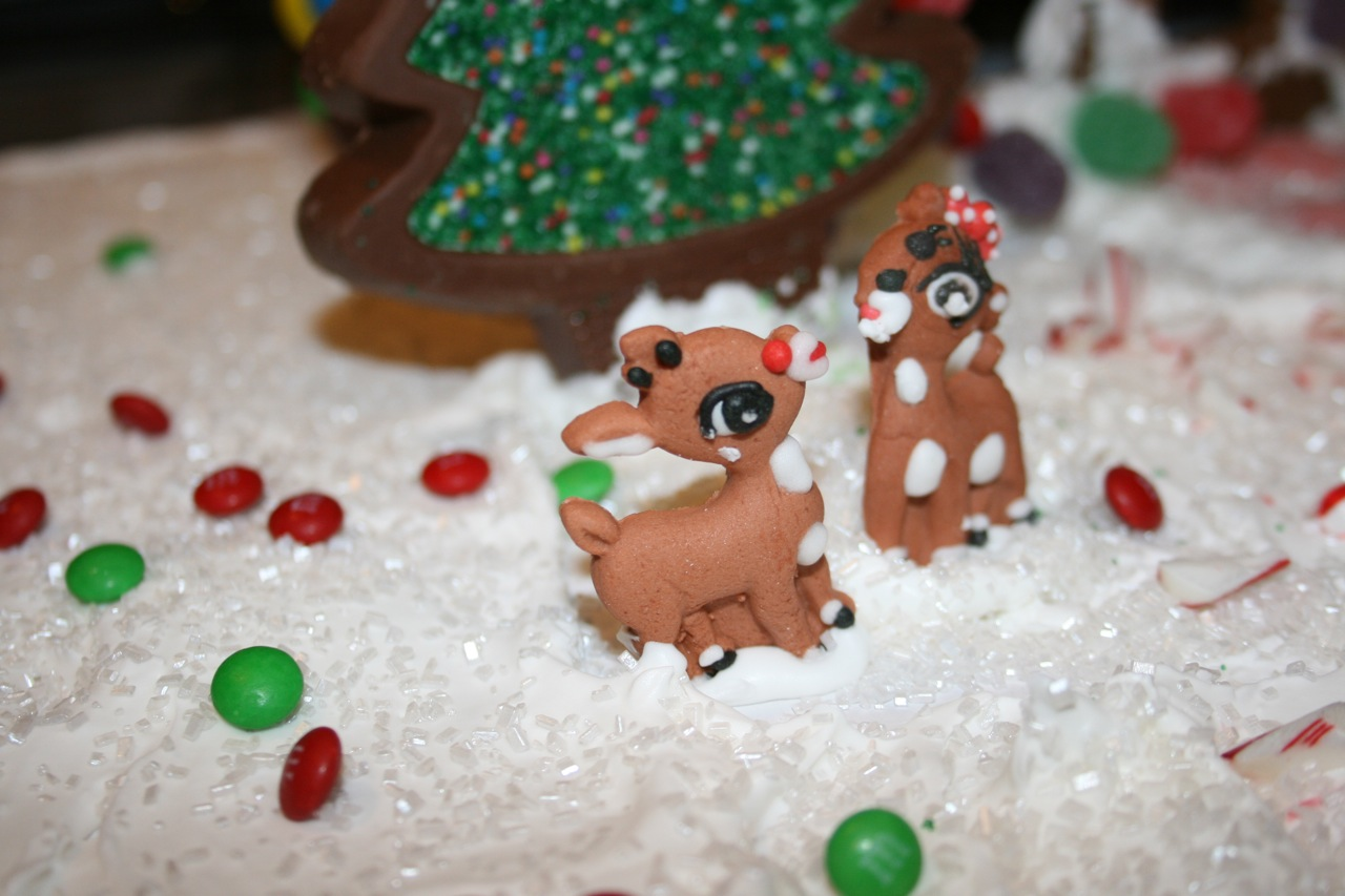 Gingerbread House Adventures Of A Gluten Free Mom