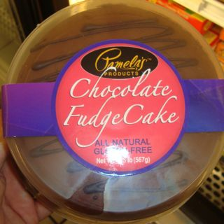 Pamelas Chocolate Fudge Cake1