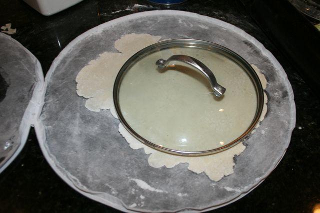 tortilla cutter machine