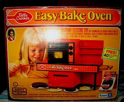Gluten Free Mixes For The Easy Bake Oven Adventures Of A