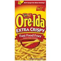 we have been using the ore ida extra crispy fast food french fries ...