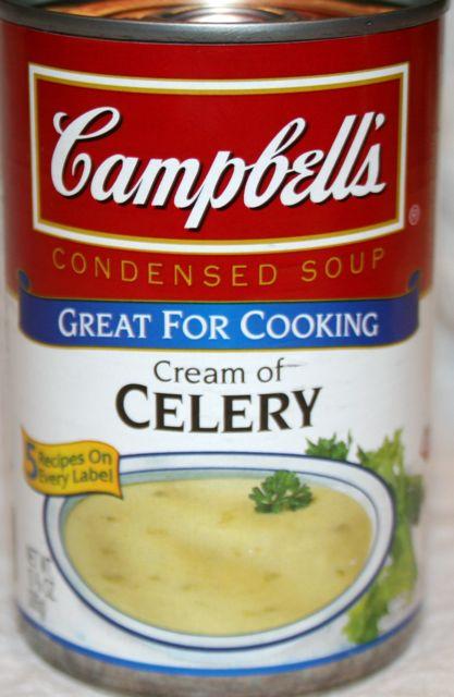 Gluten-Free Condensed Cream of Celery Soup | Adventures of ...