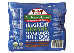 Applegate Farms Hot Dogs Recall